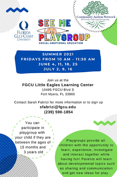 play group flyer