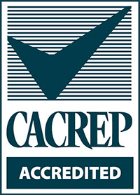 Logo graphic from cacrep