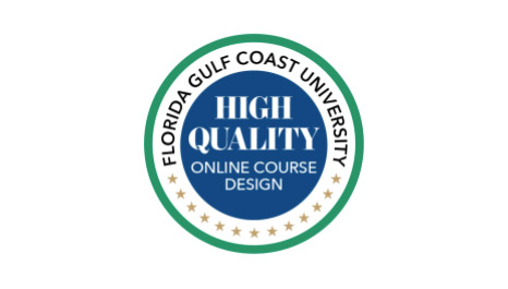 High Quality Online Course Design