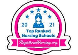2021 registered nursing badge