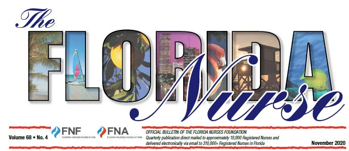 Florida Nurses Association Publication