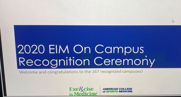 FGCU is Recognized by EIM for Gold Level Campus Status