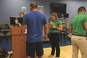 FDLE Physical Training Certification