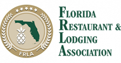 Florida Restaurant & Lodging Association logo