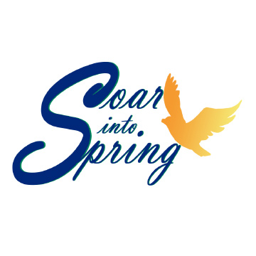 Soar Into Spring logo
