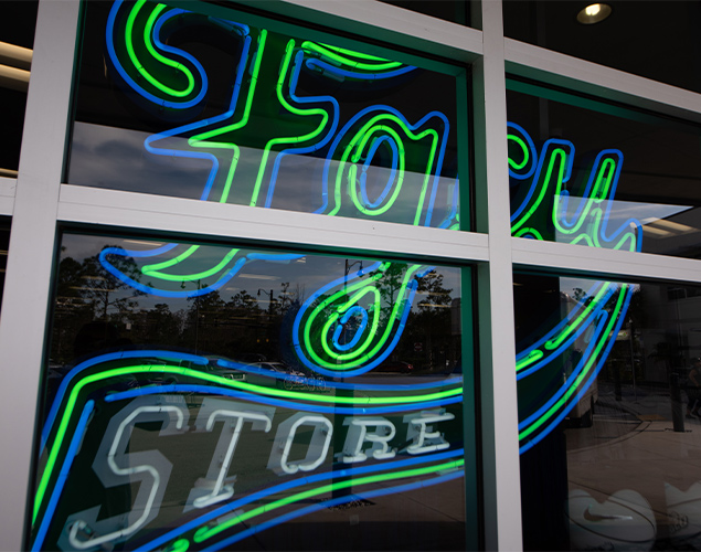 FGCU Bookstore sign