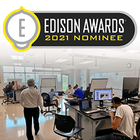 Florida Gulf Coast University Daveler and Kauanui School of Entrepreneurship 2021 Edison Award Nominee for Innovateive Model of Entrepreneurship Education