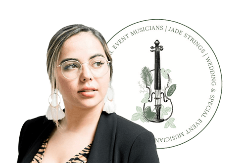 Entrepreneurship Major Jade Gibson started her business Jade Strings