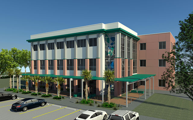 Lucas Hall opening Fall 2021