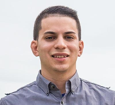 Meet Andres Machado
