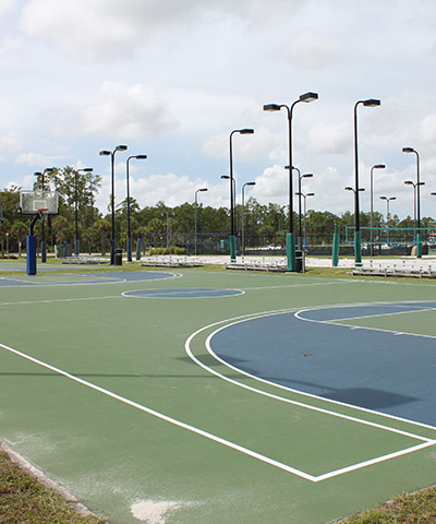 Recreational Outdoor Complex