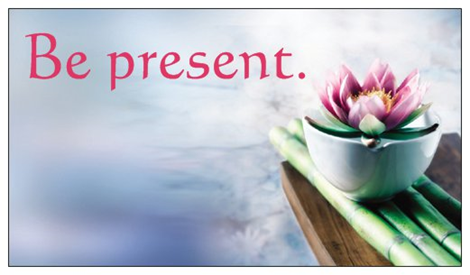 Mindfulness and Acceptance Card