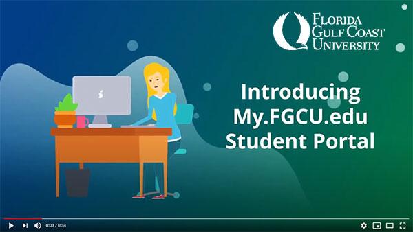 MyFGCU Student Portal