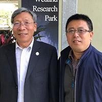 Lianxi Sheng & Chunguang He.