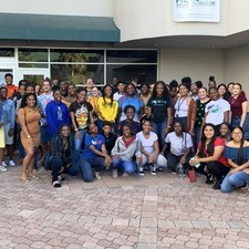 College Reach Out Program Students