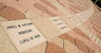 Brick paver program