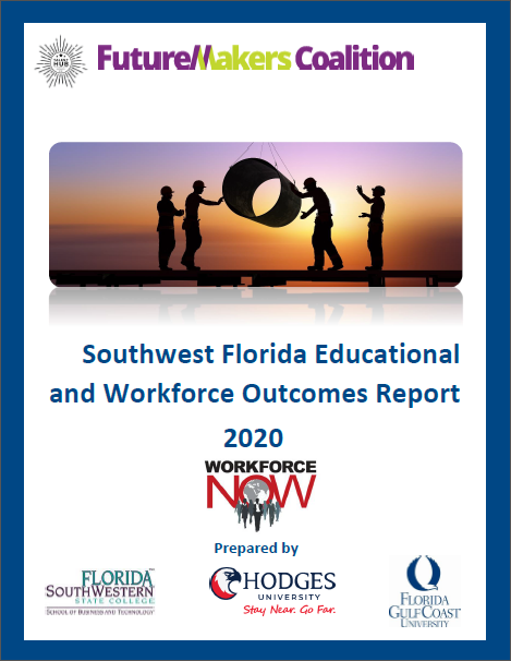 Photo of Workforce Report cover